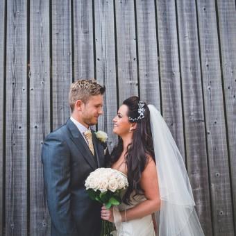 Mr and Mrs McAdam