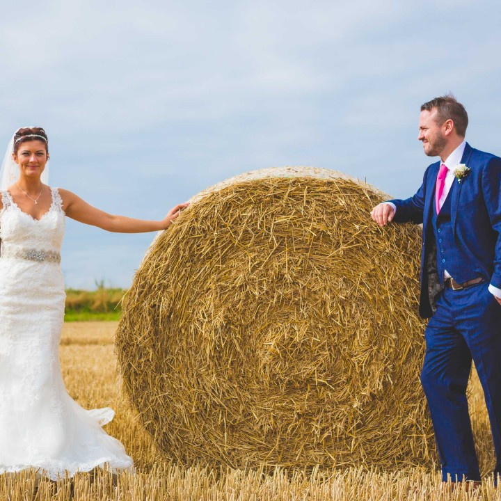 The Barn Wedding Photographer / Scarborough // Amy and Mark Taylor