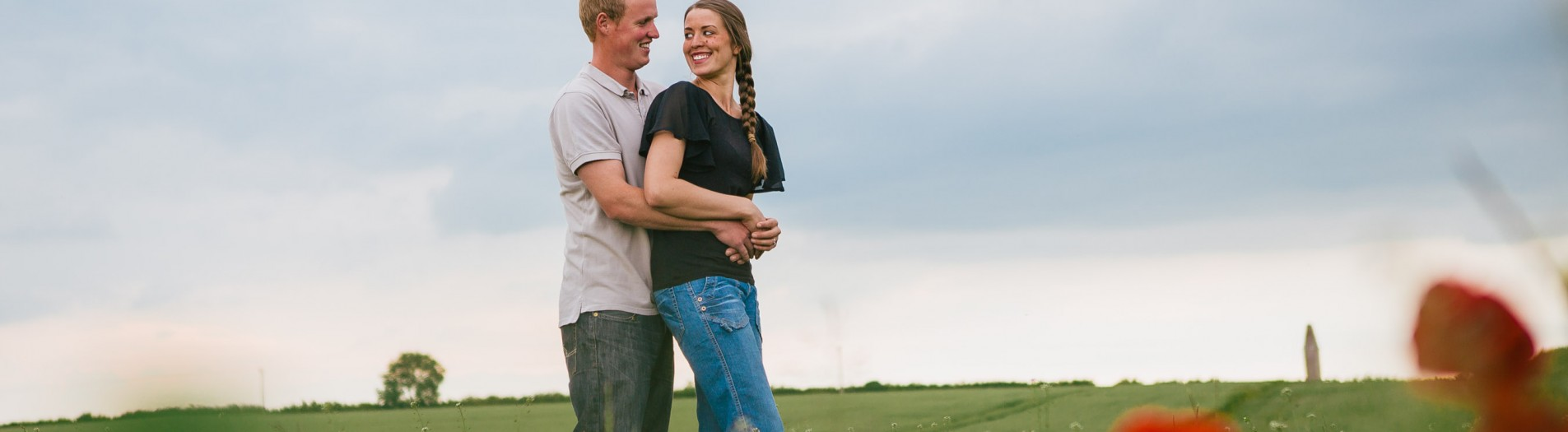 The World Cottage/ Driffield Engagement Shoot// Will&Hayley