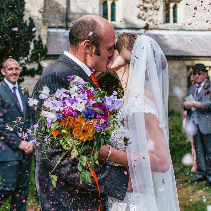 Huggate Church Photographer / Pocklington// Belle and Jason Richardson