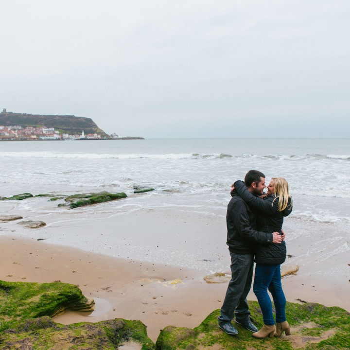 Scarborough Engagement Shoot/ Scarborough South Bay//Jessica and Brett