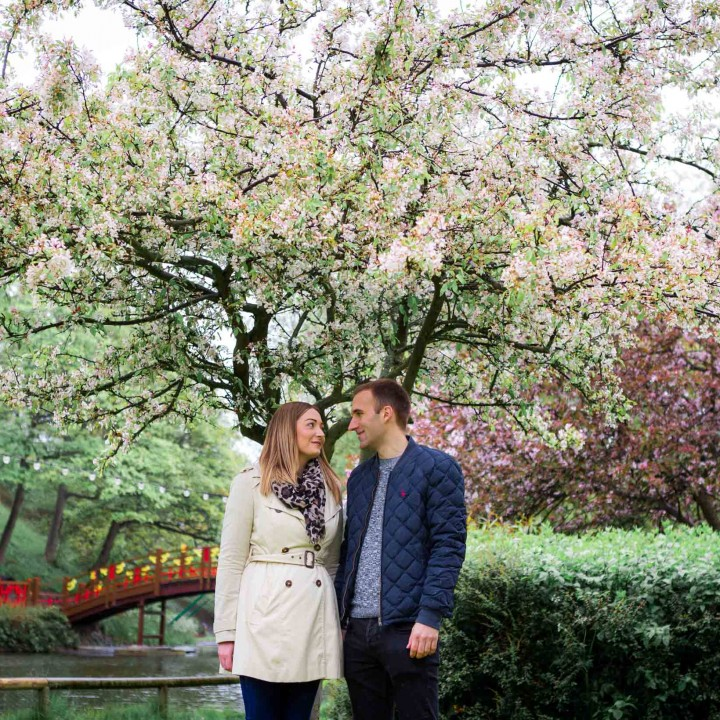 Scarborough Engagement Shoot/ Scarborough North Bay//Charlotte and Andy