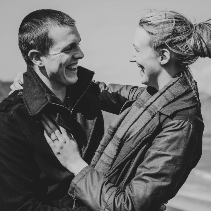 Scarborough Engagement Shoot/ Scarborough South Bay//Lauren and Christopher