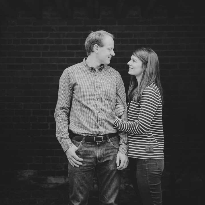 Scarborough Engagement Shoot/ Hunmanby//Amy and Mark