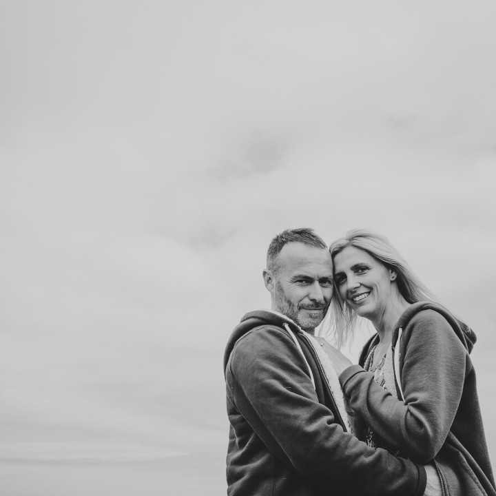 Scarborough Engagement Shoot/ Nicola and Christopher