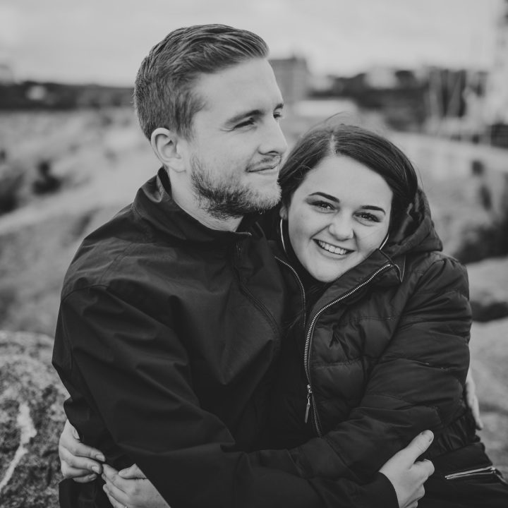 Scarborough Engagement Shoot/ Scarborough South Bay//Megan and Nicholas