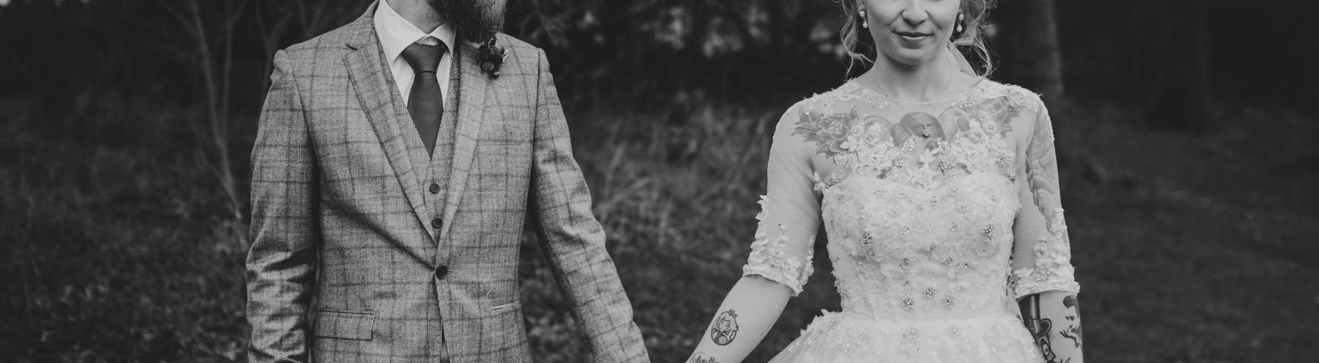 Ox Pasture Hall Wedding Photographer / Scarborough // Emma and Mike