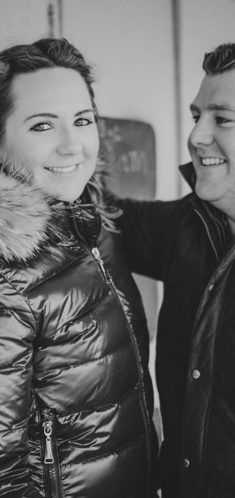 Scarborough Engagement Shoot/ Scarborough South Bay//Olivia and Mike