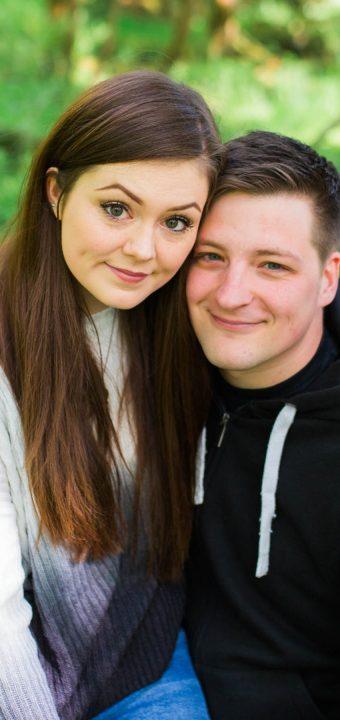 Scarborough Engagement Shoot/Cayton Bay//Paulette and Nicholas