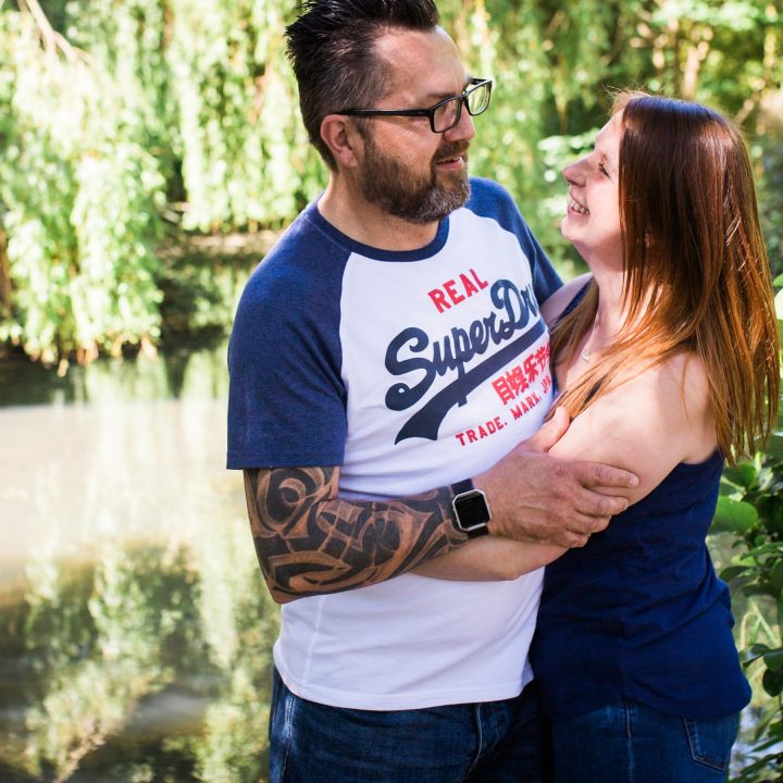 Scarborough Engagement Shoot/ Scarborough North Bay//Sarah and Chris