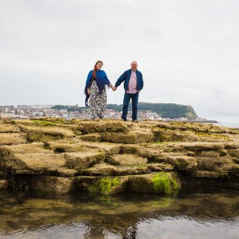 Scarborough Engagement Shoot/ Scarborough South Bay//Michelle and Carl