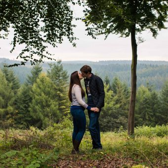 Dalby Forest/Amy and Dave