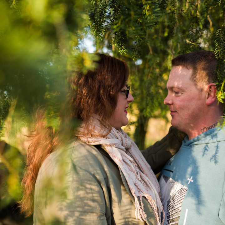 Scarborough Engagement Shoot/Forge Valley//Jemma and Morgan