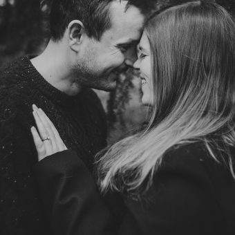 Scarborough Engagement Shoot/Forge Valley//Dan and Carla