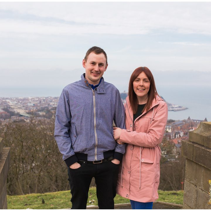 Scarborough Engagement Shoot/Olivers Mount//Sarah and Daryl