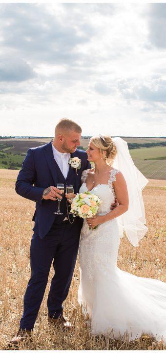 Wold Top Brewery Wedding North Yorkshire Katie and David
