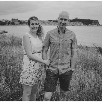 Scarborough Engagement Shoot/Sarah and Paul