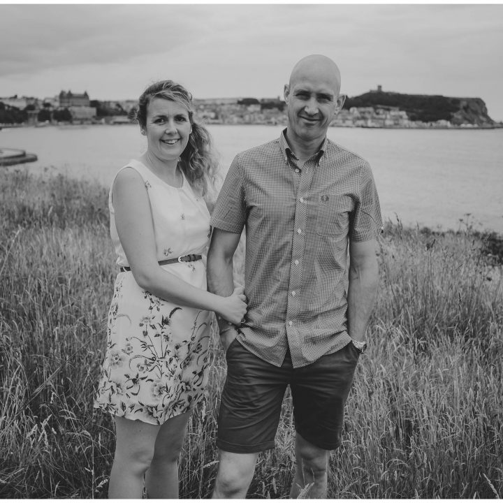 Scarborough Engagement Shoot/Sarah and Paul