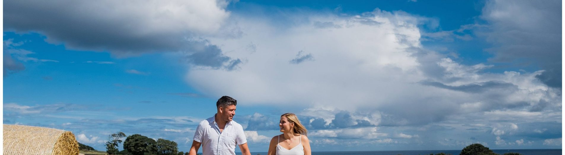 Scarborough Engagement Shoot/Tessa and Neil