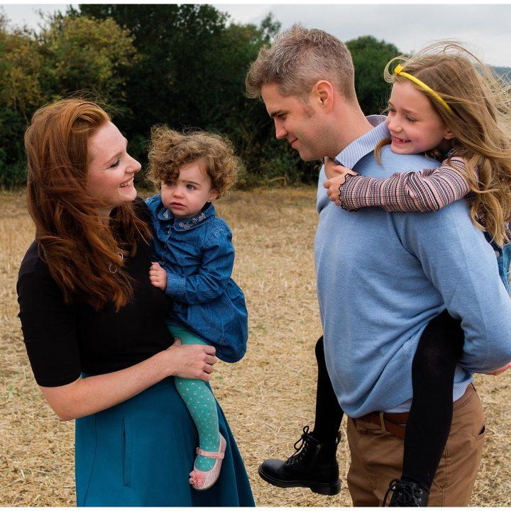 Dunbar Family Shoot
